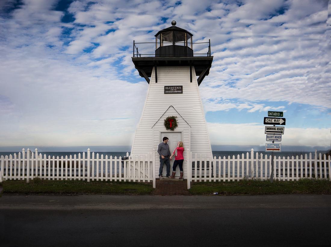 Engagement Photographer in Buffalo, NY