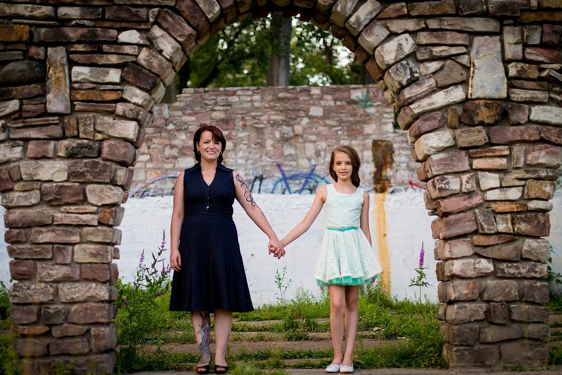 Family Beauty Photography in Buffalo, NY